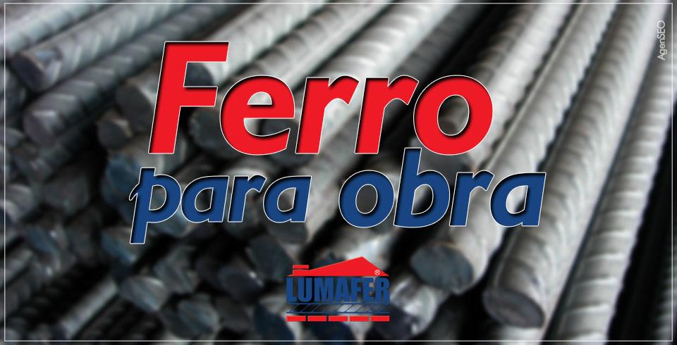Ferro em Minas Gerais